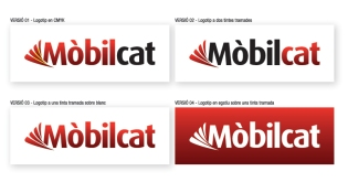 Variacions del logotip