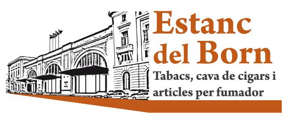 Logotip Estanc El Born