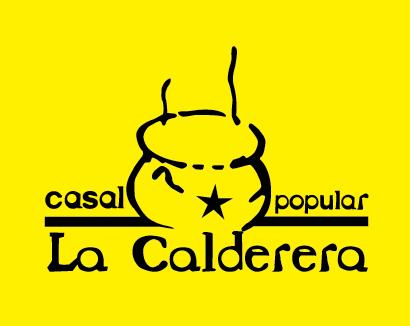 Nou logotip La Calderera