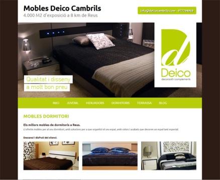 Web dinàmica tablet, pc i smartphone