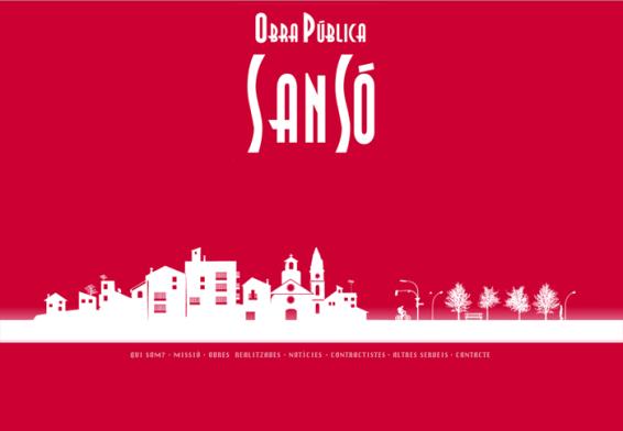 Home Obra Púlica Sansó