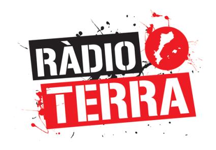 Marca corporativa Ràdio Terra