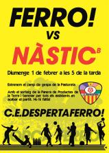 Ferro vs Nàstic