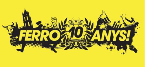 Disseny samarreta 10è Aniversari