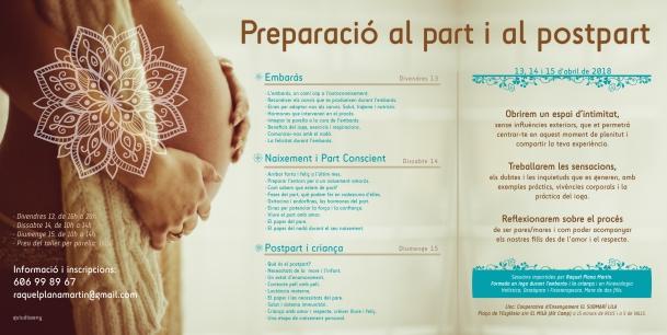 Mailing Preparació al part i postpart