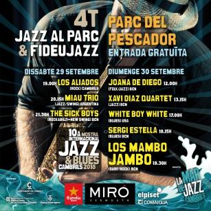 4rt Jazz al Parc i Fideujazz A3